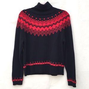Pendleton | 100 % merino wool turtleneck sweater